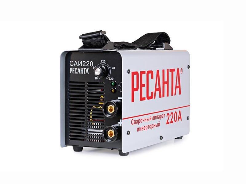Сварочный инвертор Ресанта САИ 220