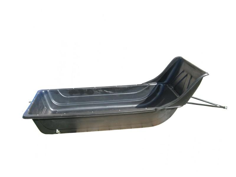 Сани-волокуши с отбойником Полимер СВП 170 узкие