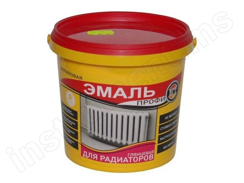 Эмаль ВД-АК-1179 для радиаторов  Профи