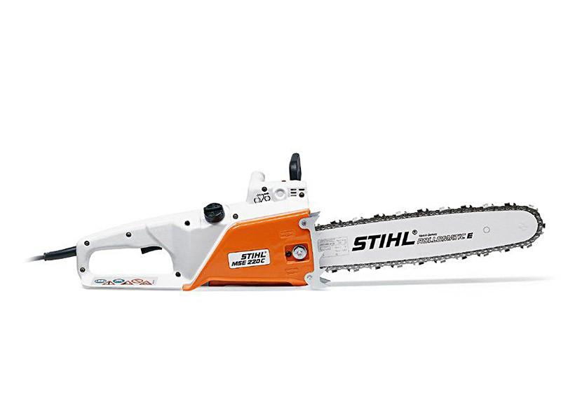 Электропила цепная Stihl E-220 C