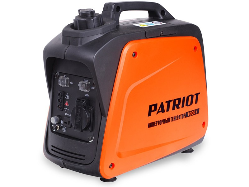 Электростанция инверторная Patriot 1000 I