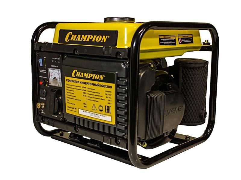 Электростанция инверторная Champion IGG 1200