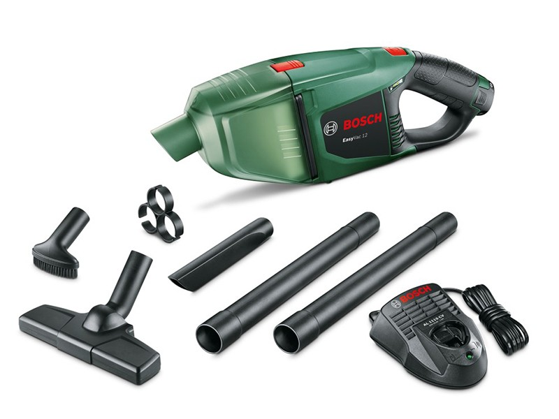 Пылесос аккумуляторный Bosch Easy Vac 12 Set