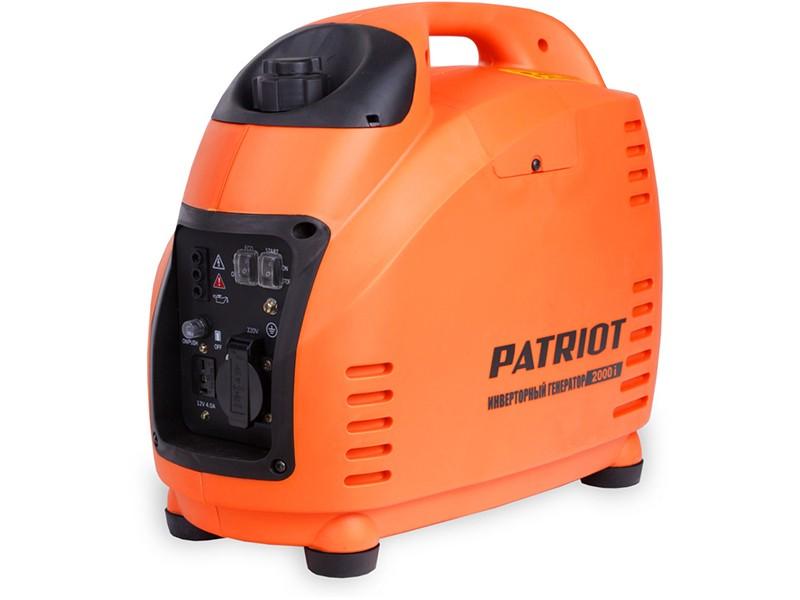 Электростанция инверторная Patriot 2000 I