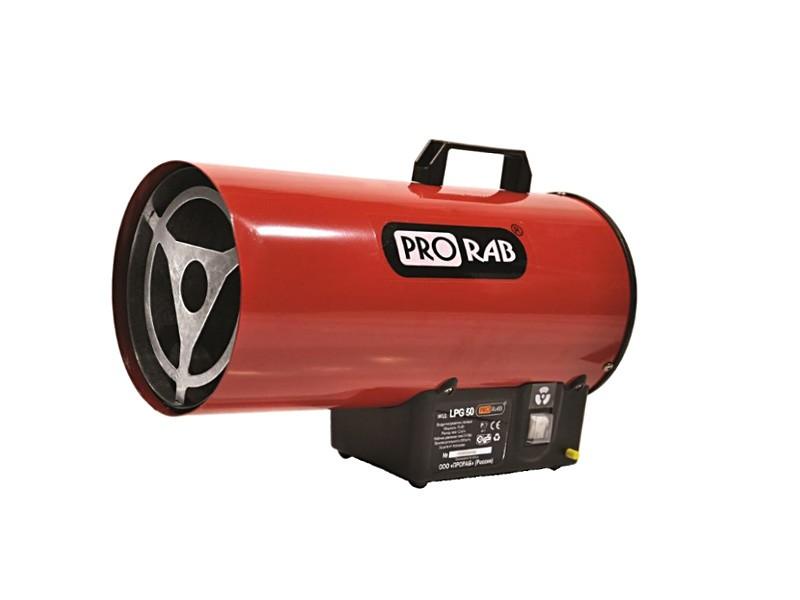 Нагреватель газовый Prorab LPG 50