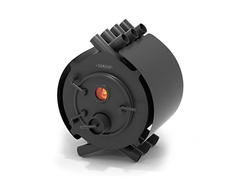 Печь отопительная ВАЛЕРИАН 8 кВт антрацит Термофор