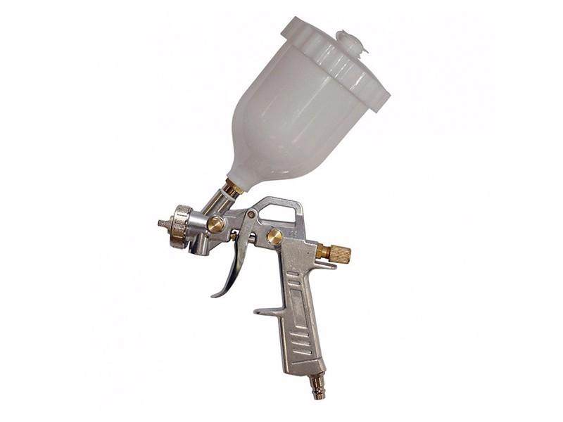 АКЦИЯ - Краскораспылитель с верхним бачком Fubag BASIC G600/1.5 HP