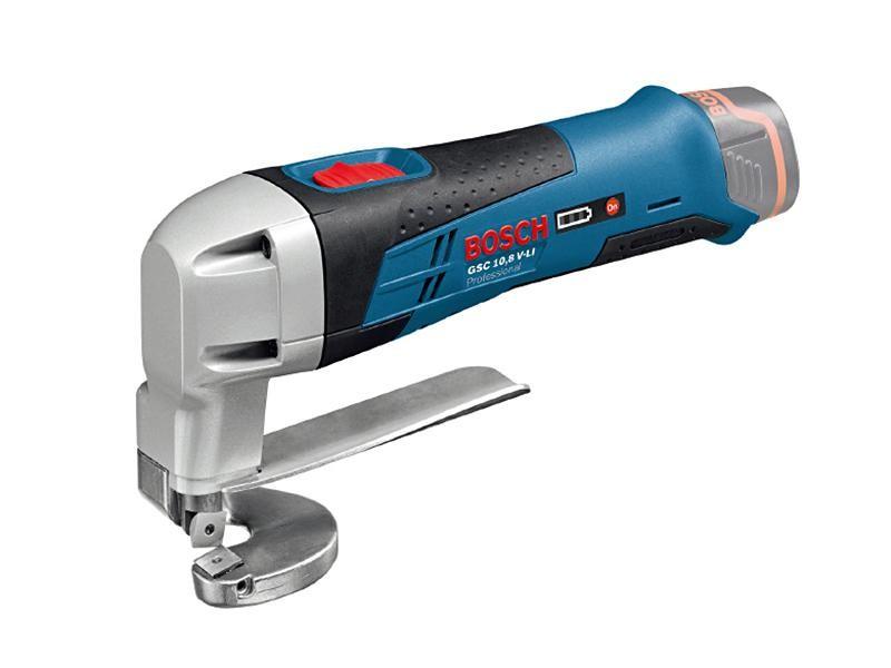 Ножницы по металлу Bosch GSC 10,8 V-Li  Solo