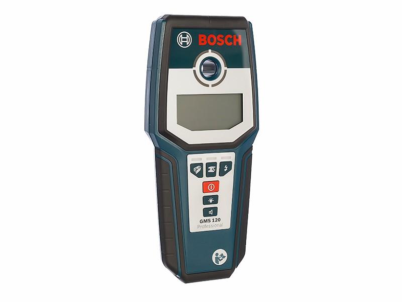 Детектор цифровой Bosch GMS 120 prof