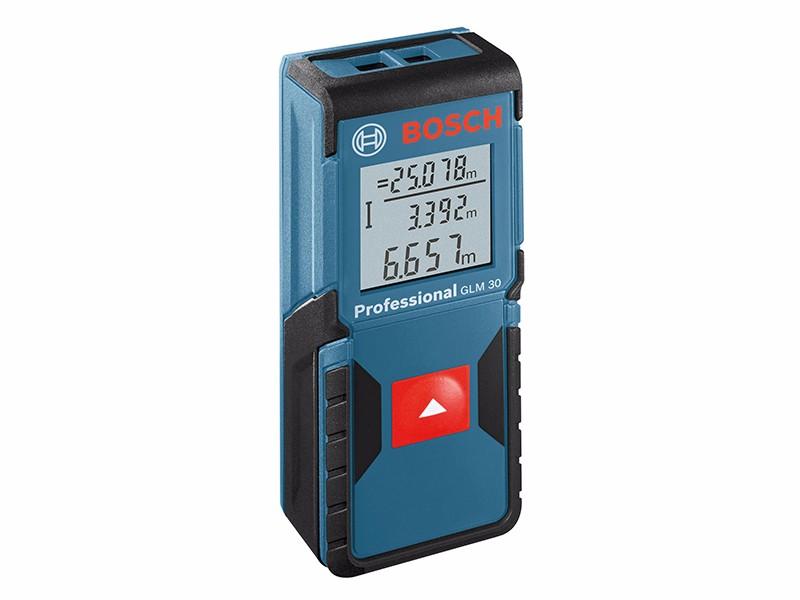 Измеритель длины лазерный Bosch GLM 30