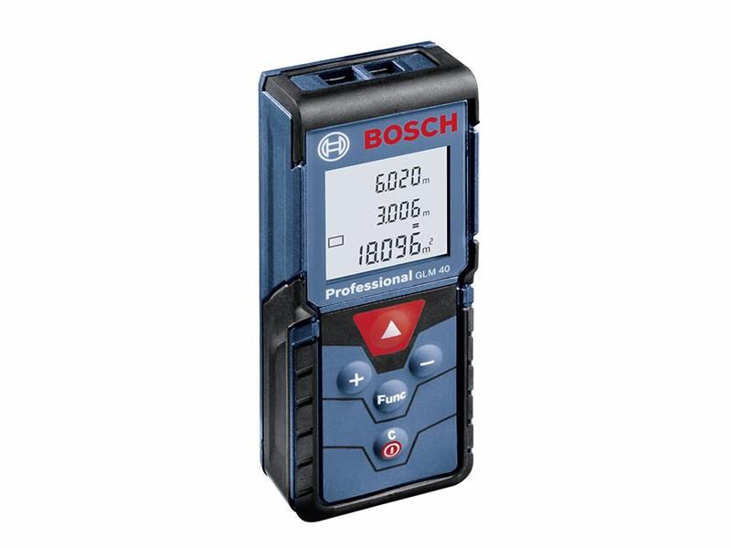 Измеритель длины лазерный Bosch GLM 40