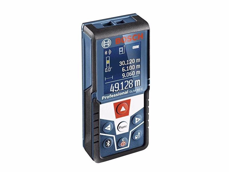 Измеритель длины лазерный Bosch GLM 50 C