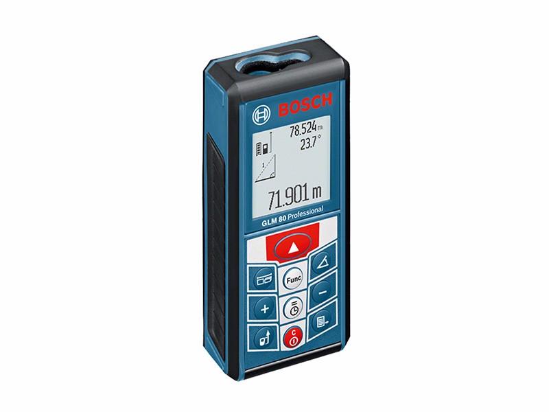 Измеритель длины лазерный Bosch GLM 80
