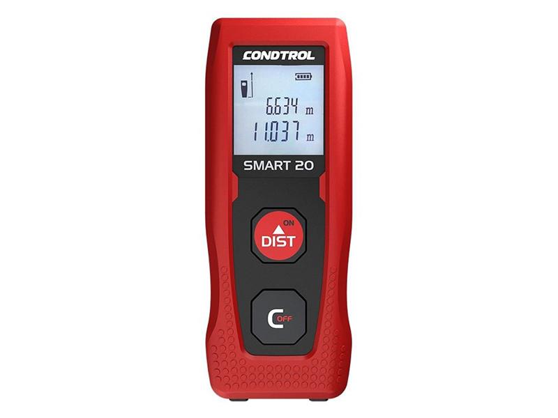 Измеритель длины лазерный Condtrol Smart 20