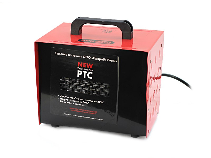Тепловентилятор Prorab EH 3.1 PTC