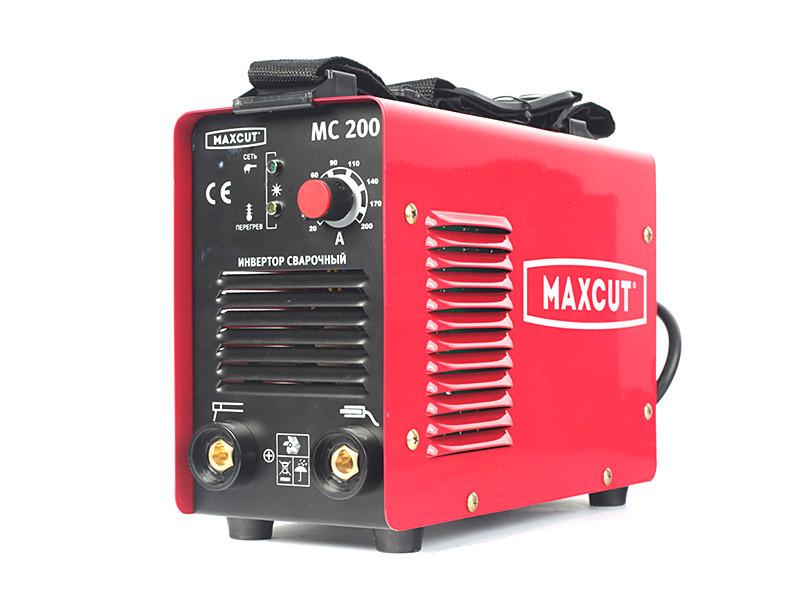 Сварочный инвертор Maxcut MC 200