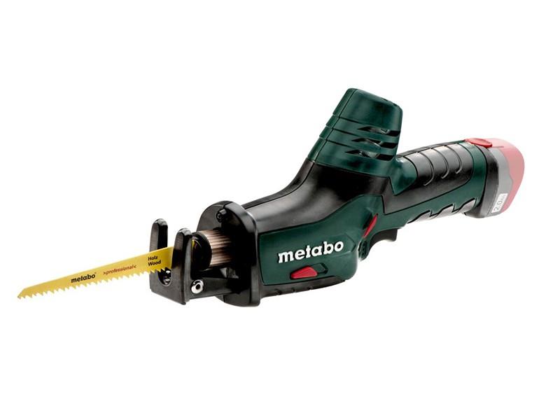 Аккумуляторная сабельная пила Metabo ASE 10,8 Powermaxx
