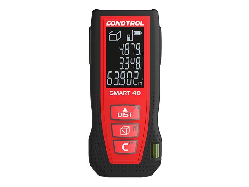 Измеритель длины лазерный Condtrol Smart 40