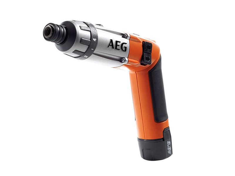 Аккумуляторная отвертка AEG SE3.6