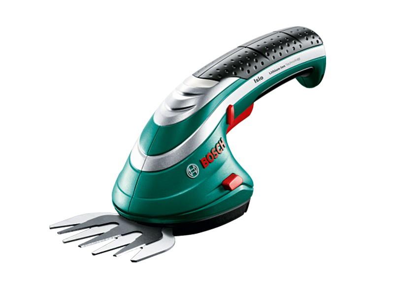 Аккумуляторные ножницы, мягкий чехол Bosch ISIO 3