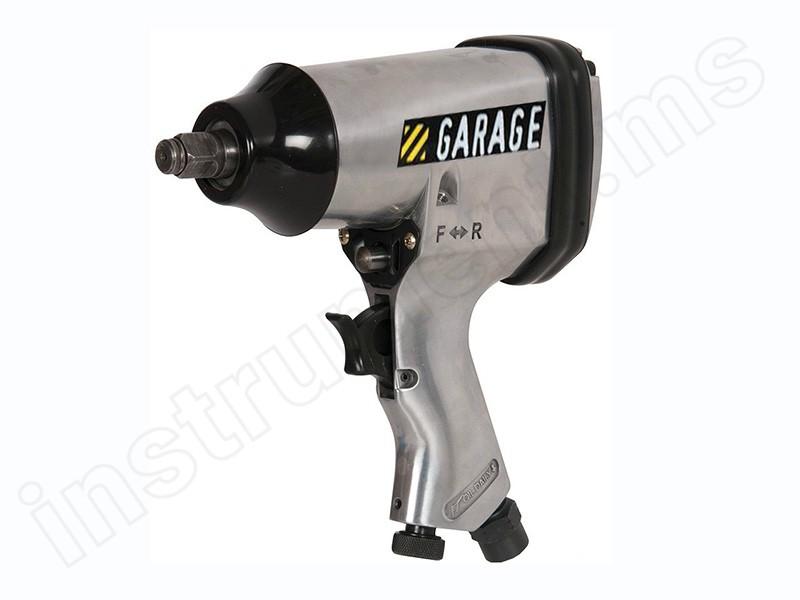 Гайковерт пневматический c набором головок Garage GR-IW-315 KIT