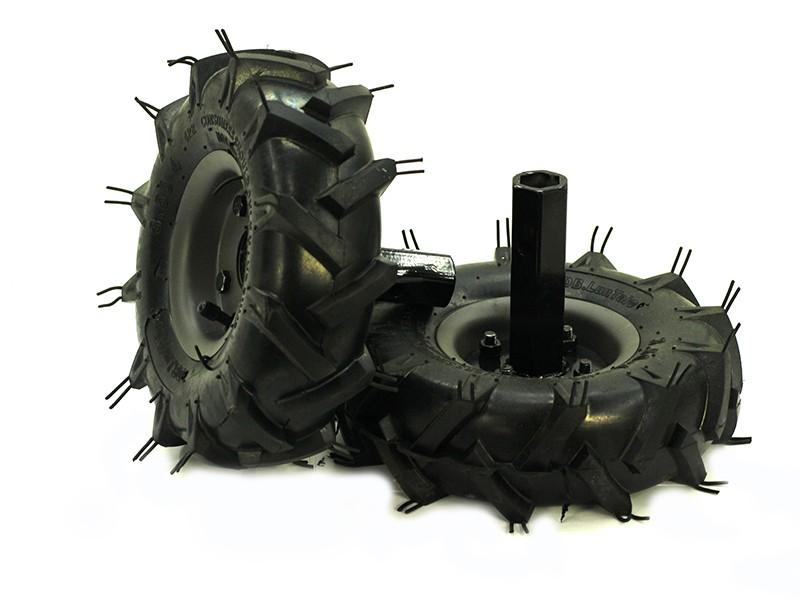 Колеса пневматические к мотокультиватору Husqvarna TF 230