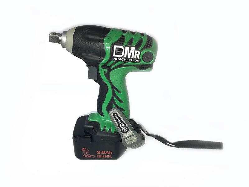 Уценка Аккумуляторный ударный гайковерт Hitachi WR 12 DMR