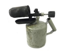 Уценка лампа паяльная стальная, 1,0л Stayer 40655-1.0