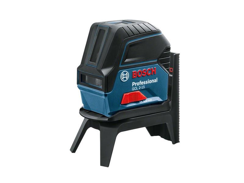 Нивелир лазерный комбинированный Bosch GCL 2-15+RM1 + мяч