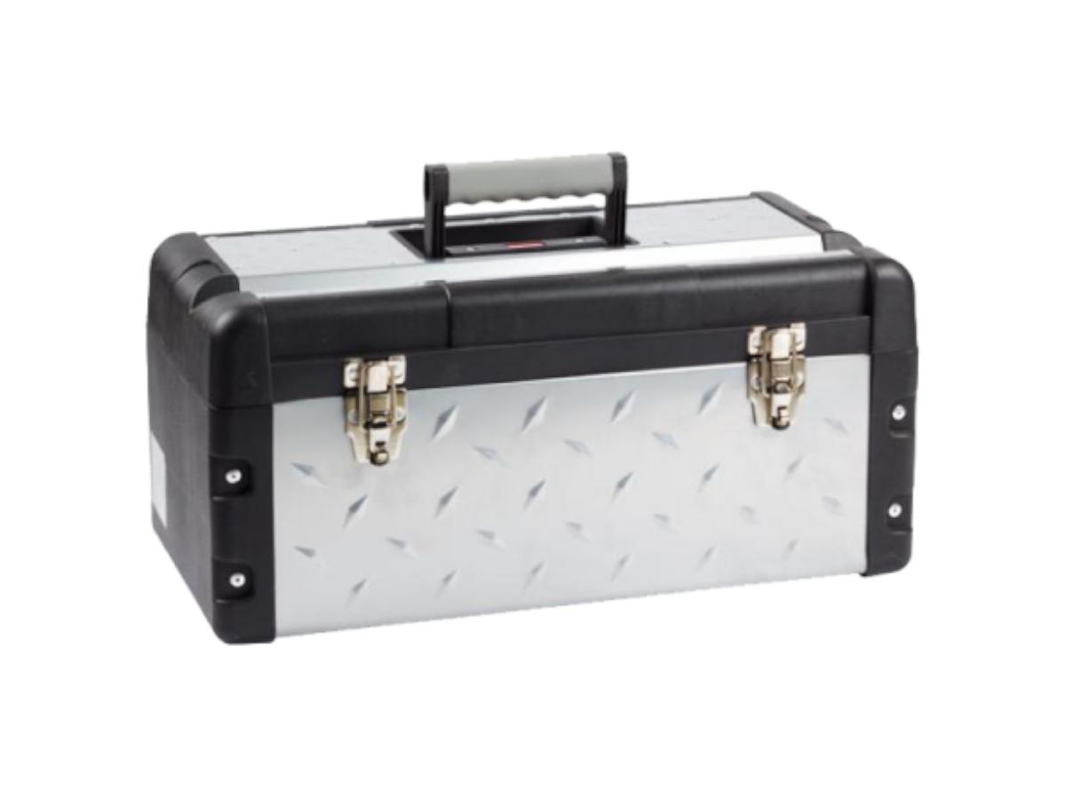 Ящик для инструмента металлический 21 дюйм 530х270х240 см Зубр Спец