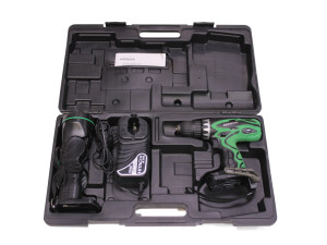 Уценка Аккумуляторный шуруповерт Hitachi DS 18 DVF3