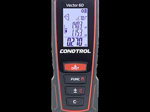 Измеритель длины лазерный Condtrol Vector 60