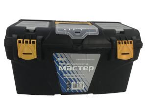 Уценка Ящик для инструмента пластмассовый 21 дюйм Россия Мастер