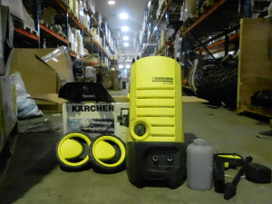 Уценка Моечная машина Karcher К 4.80 МD Al
