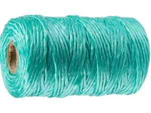 Шпагат полипропилен. зеленый 1,2мм х90м Зубр
