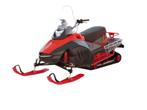 Снегоход, красный IRBIS TUNGUS SK400