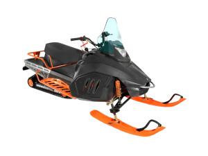 Снегоход, оранжевый IRBIS TUNGUS SK400