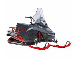 Снегоход, красный IRBIS TUNGUS SK600L