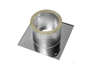 Потолочно проходной узел, 430/0,5 мм + термо, Ф150 Ferrum