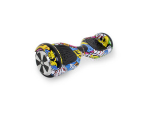 Гироскутер Hoverbot A-3 LED Light multicolor yellow